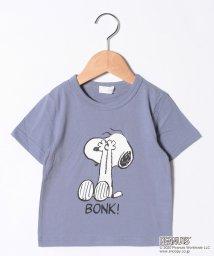 b-ROOM/スヌーピー半袖Tシャツ/503031596