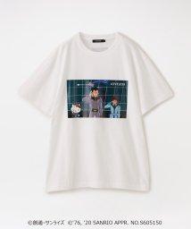 LOVELESS MENS/【LOVELESS×ガンダム&ハローキティ プロジェクト】敬礼 ハローキティ コラボT/503035674