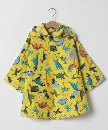 kladskap/収納袋つき恐竜柄レインポンチョ/503041299
