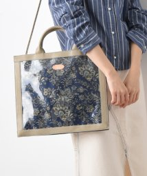 actuelselect/【Beaure】ペイズリーPVC BAG/503041437