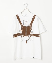 POCHITAMA LAND/Carrying Tama Tシャツ/503046321