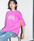 Alley by w closet/【Alley】レタリングロゴルーズTee/503056757