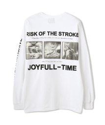 LHP/A4A/エーフォーエー/JOYFULL L/S T-Shirts/ジョイフルロンT/503057975