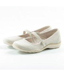 SKECHERS/スケッチャーズ SKECHERS BREATHE-EASY ストラップ レディース スニーカー シューズ 靴 ウォーキング 履きやすい HI-100020/503059060