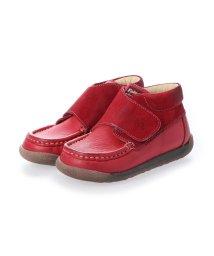 EU Comfort Shoes/ヨーロッパコンフォートシューズ EU Comfort Shoes Narurino  ベビーローカットスニーカー (レッド)/503059333