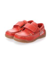 EU Comfort Shoes/ヨーロッパコンフォートシューズ EU Comfort Shoes Narurino  ベビーローカットスニーカー (レッド)/503059335