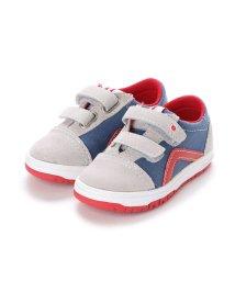 EU Comfort Shoes/ヨーロッパコンフォートシューズ EU Comfort Shoes Narurino  ベビーローカットスニーカー (ゲレー/ネイビー)/503059338
