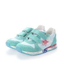 EU Comfort Shoes/ヨーロッパコンフォートシューズ EU Comfort Shoes Naturino ベビーローカットスニーカー (ライトグリーン)/503059343