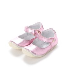 EU Comfort Shoes/ヨーロッパコンフォートシューズ EU Comfort Shoes Naturino ベビーメリージェーン (ピンク)/503059346
