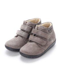 EU Comfort Shoes/ヨーロッパコンフォートシューズ EU Comfort Shoes Narurino  ベビーハイカットスニーカー (グレー)/503059347