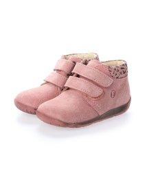 EU Comfort Shoes/ヨーロッパコンフォートシューズ EU Comfort Shoes Narurino  ベビーハイカットスニーカー (ピンク)/503059348