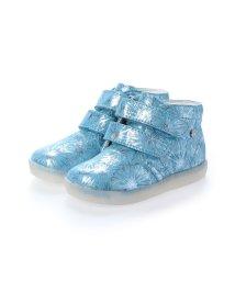 EU Comfort Shoes/ヨーロッパコンフォートシューズ EU Comfort Shoes Naturino ベビーハイカットスニーカー (スカイブルー)/503059351