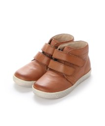 EU Comfort Shoes/ヨーロッパコンフォートシューズ EU Comfort Shoes Naturino ベビーハイカットスニーカー (ブラウン)/503059353