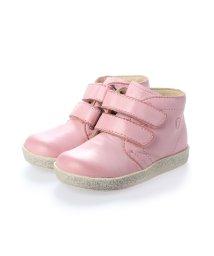 EU Comfort Shoes/ヨーロッパコンフォートシューズ EU Comfort Shoes Naturino ベビーハイカットスニーカー (ピンク)/503059354