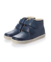 EU Comfort Shoes/ヨーロッパコンフォートシューズ EU Comfort Shoes Naturino ベビーハイカットスニーカー (ネイビー)/503059355