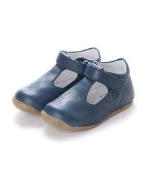 EU Comfort Shoes/ヨーロッパコンフォートシューズ EU Comfort Shoes Naturino ベビーハイカットスニーカー (ネイビー)/503059358
