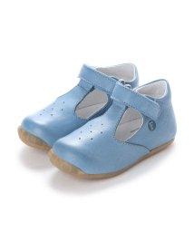 EU Comfort Shoes/ヨーロッパコンフォートシューズ EU Comfort Shoes Naturino ベビーハイカットスニーカー (ブルー)/503059359