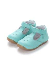 EU Comfort Shoes/ヨーロッパコンフォートシューズ EU Comfort Shoes Naturino ベビーハイカットスニーカー (ライトブルー)/503059360
