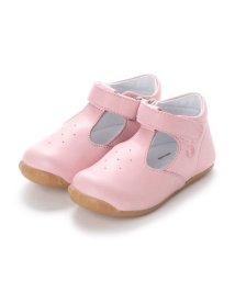 EU Comfort Shoes/ヨーロッパコンフォートシューズ EU Comfort Shoes Naturino ベビーハイカットスニーカー (ライトピンク)/503059361