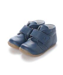 EU Comfort Shoes/ヨーロッパコンフォートシューズ EU Comfort Shoes Naturino ベビーハイカットスニーカー (ネイビー)/503059362