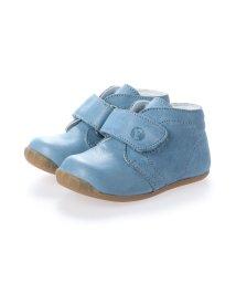 EU Comfort Shoes/ヨーロッパコンフォートシューズ EU Comfort Shoes Naturino ベビーハイカットスニーカー (ライトブルー)/503059363