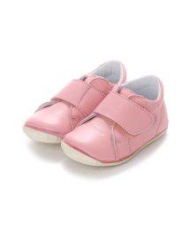EU Comfort Shoes/ヨーロッパコンフォートシューズ EU Comfort Shoes Naturino ベビーローカットスニーカー (ライトピンク)/503059371