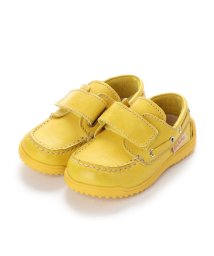 EU Comfort Shoes/ヨーロッパコンフォートシューズ EU Comfort Shoes Naturino ベビーローカットスニーカー (イエロー)/503059375