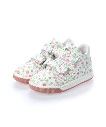 EU Comfort Shoes/ヨーロッパコンフォートシューズ EU Comfort Shoes Naturino ベビーハイカットスニーカー (ホワイト)/503059376