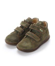EU Comfort Shoes/ヨーロッパコンフォートシューズ EU Comfort Shoes Narurino  ベビーローカットスニーカー (オリーブ)/503059394