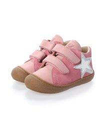 EU Comfort Shoes/ヨーロッパコンフォートシューズ EU Comfort Shoes Naturino ベビーハイカットスニーカー (ピンク)/503059423