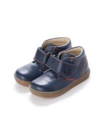 EU Comfort Shoes/ヨーロッパコンフォートシューズ EU Comfort Shoes Narurino  ベビーハイカットスニーカー (ブルー)/503059425