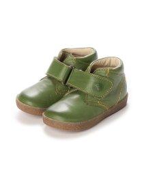 EU Comfort Shoes/ヨーロッパコンフォートシューズ EU Comfort Shoes Narurino  ベビーハイカットスニーカー (グリーン)/503059428