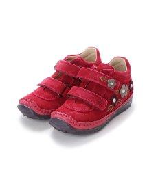 EU Comfort Shoes/ヨーロッパコンフォートシューズ EU Comfort Shoes Narurino  ベビーローカットスニーカー (レッド)/503059432