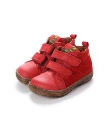 EU Comfort Shoes/ヨーロッパコンフォートシューズ EU Comfort Shoes Narurino  ベビーローカットスニーカー (レッド)/503059454