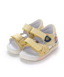 EU Comfort Shoes/ヨーロッパコンフォートシューズ EU Comfort Shoes Naturino ベビーサンダル (イエロー)/503059463