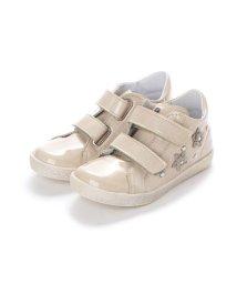 EU Comfort Shoes/ヨーロッパコンフォートシューズ EU Comfort Shoes Naturino ベビーローカットスニーカー (ベージュ)/503059465