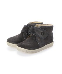 EU Comfort Shoes/ヨーロッパコンフォートシューズ EU Comfort Shoes Naturino ベビーハイカットスニーカー (ダークブラウン)/503059471