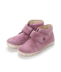 EU Comfort Shoes/ヨーロッパコンフォートシューズ EU Comfort Shoes Naturino ベビーハイカットスニーカー (ピンク)/503059472