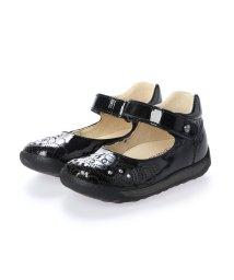 EU Comfort Shoes/ヨーロッパコンフォートシューズ EU Comfort Shoes Naturino ベビーパンプス (ブラック)/503059478