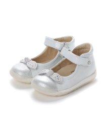 EU Comfort Shoes/ヨーロッパコンフォートシューズ EU Comfort Shoes Naturino ベビーパンプス (ホワイト)/503059483