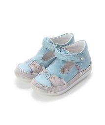 EU Comfort Shoes/ヨーロッパコンフォートシューズ EU Comfort Shoes Naturino ベビーサンダル (ライトブルー)/503059489