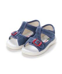 EU Comfort Shoes/ヨーロッパコンフォートシューズ EU Comfort Shoes Naturino ベビーサンダル (ネイビー)/503059495