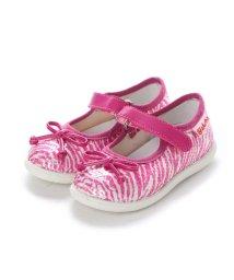 EU Comfort Shoes/ヨーロッパコンフォートシューズ EU Comfort Shoes Naturino ベビーパンプス (ピンク)/503059501