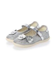 EU Comfort Shoes/ヨーロッパコンフォートシューズ EU Comfort Shoes Naturino ベビーパンプス (シルバー)/503059505