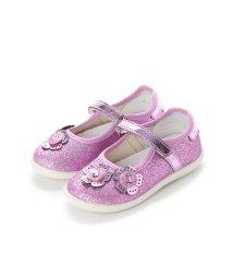 EU Comfort Shoes/ヨーロッパコンフォートシューズ EU Comfort Shoes Naturino ベビーパンプス (ピンク)/503059507