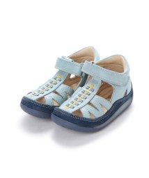 EU Comfort Shoes/ヨーロッパコンフォートシューズ EU Comfort Shoes Naturino ベビーサンダル (スカイブルー)/503059524