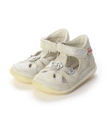 EU Comfort Shoes/ヨーロッパコンフォートシューズ EU Comfort Shoes Naturino ベビーサンダル (ホワイト)/503059526