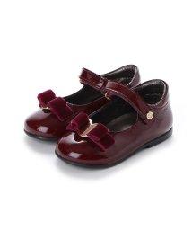 EU Comfort Shoes/ヨーロッパコンフォートシューズ EU Comfort Shoes Naturino ベビーパンプス (ワイン)/503059532
