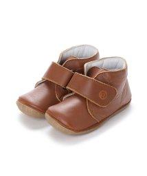 EU Comfort Shoes/ヨーロッパコンフォートシューズ EU Comfort Shoes Naturino ベビーハイカットスニーカー (ブラウン)/503059536