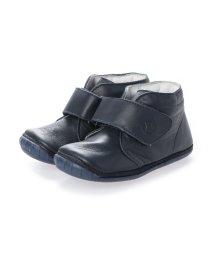 EU Comfort Shoes/ヨーロッパコンフォートシューズ EU Comfort Shoes Naturino ベビーハイカットスニーカー (ネイビー)/503059538